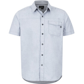 Marmot Tumalo SS Shirt Men Steel Onyx